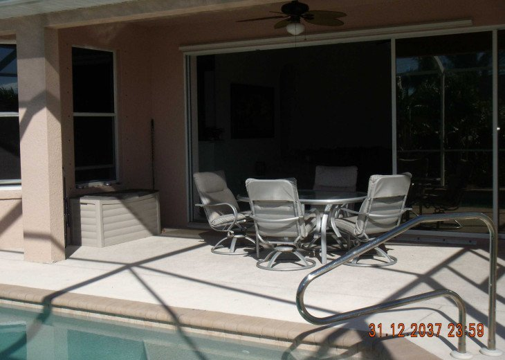 Immaculate Cape Coral Home with Heated Pool ! Book Now for 2019 and save money. #14