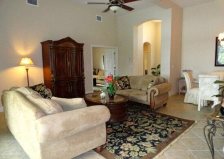 Gorgeous Bonita Springs Home with Pool/Spa! Located on Community Lake! #6