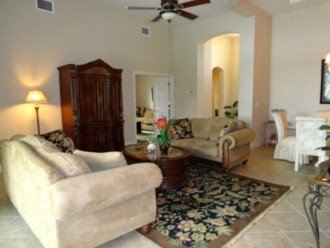 Gorgeous Bonita Springs Home with Pool/Spa! Located on Community Lake! #1