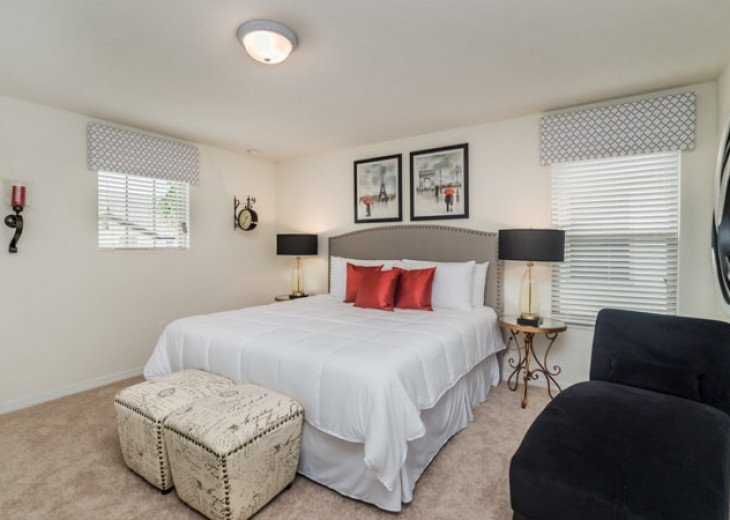 2nd Floor Master Bedroom