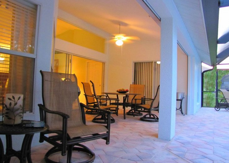 TWO MASTER SUITES Heated Pool+Spa BEACH Home Private Comm IN NAPLES, Walk to #24