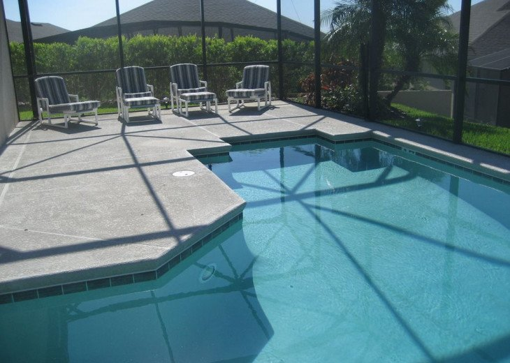 Tower Lake Florida Villa - 3 Kings, Pool, Spa, Game room, Wifi, Gated Community #11