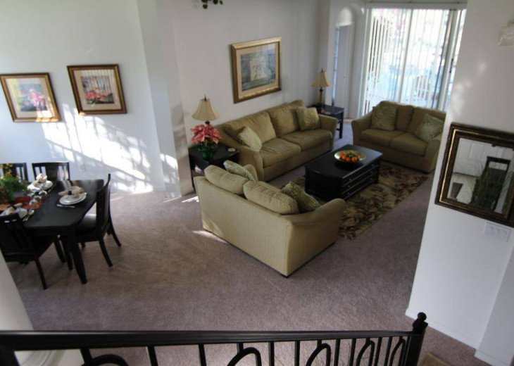 Tower Lake Florida Villa - 3 Kings, Pool, Spa, Game room, Wifi, Gated Community #6