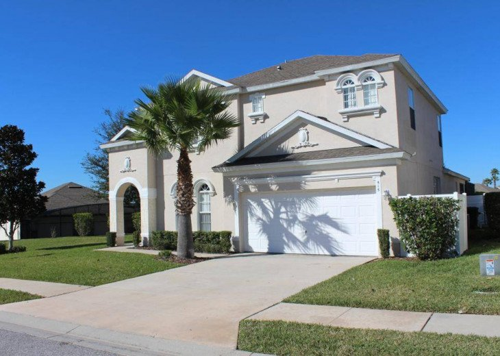 Tower Lake Florida Villa - 3 Kings, Pool, Spa, Game room, Wifi, Gated Community #36