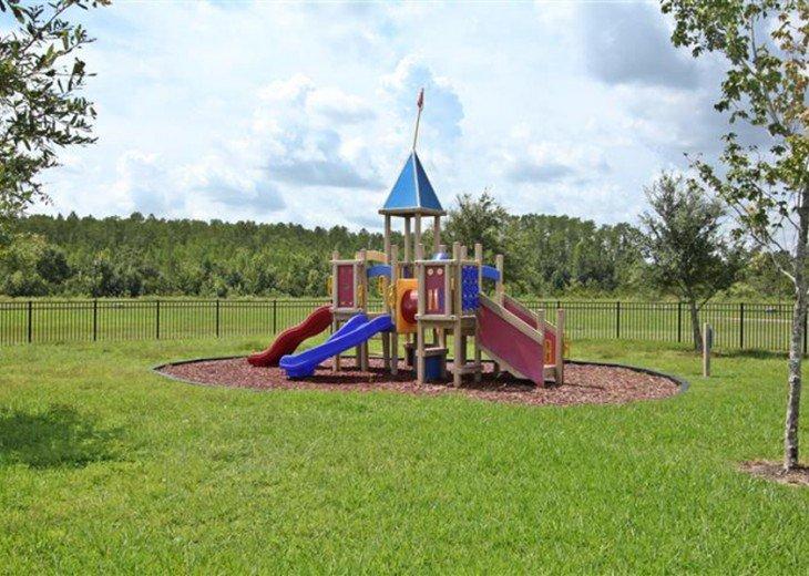 community kids playground