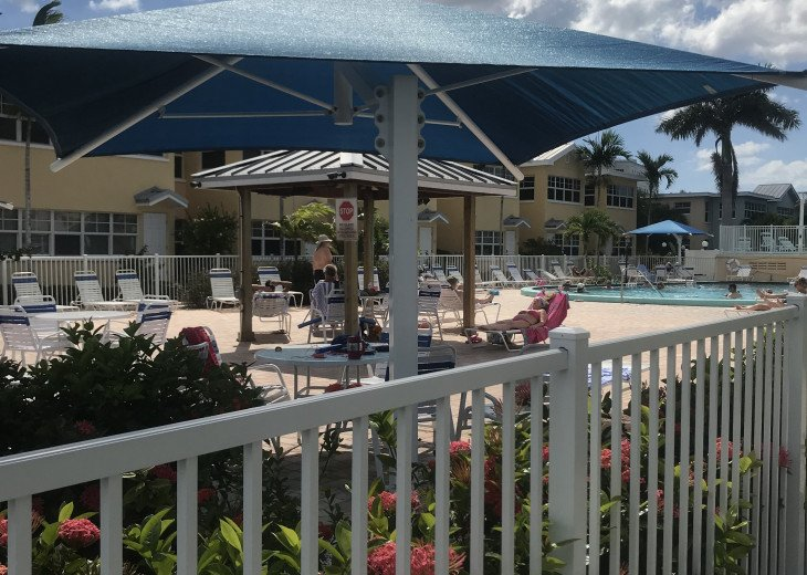 BAREFOOT BEACH - ENJOY THE YARD JUST STEPS FROM THE BEACH #21
