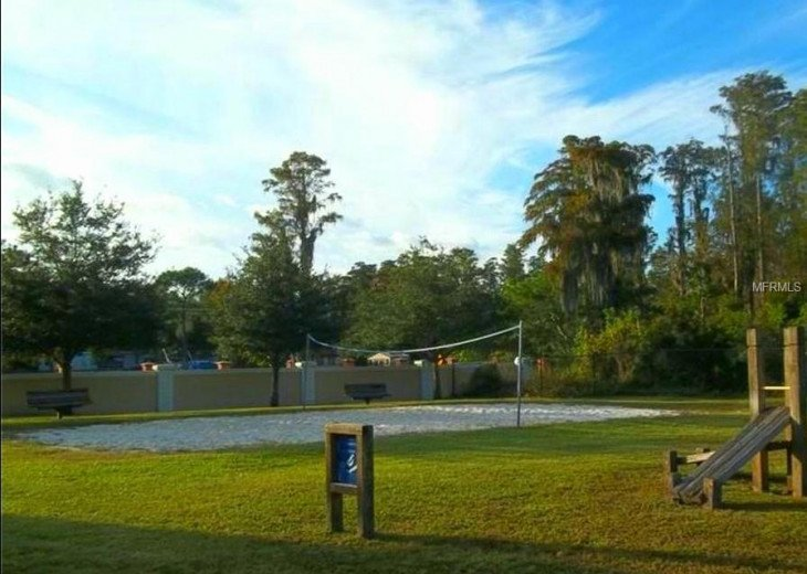 Near Disney Seaworld,Convention Center 5br/3ba townhome with hot tub/lake view #25
