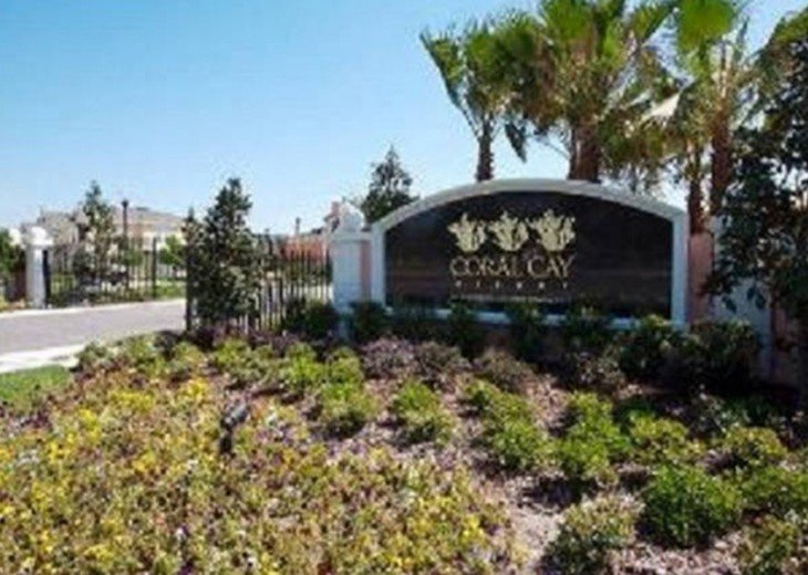 gated coral cay community