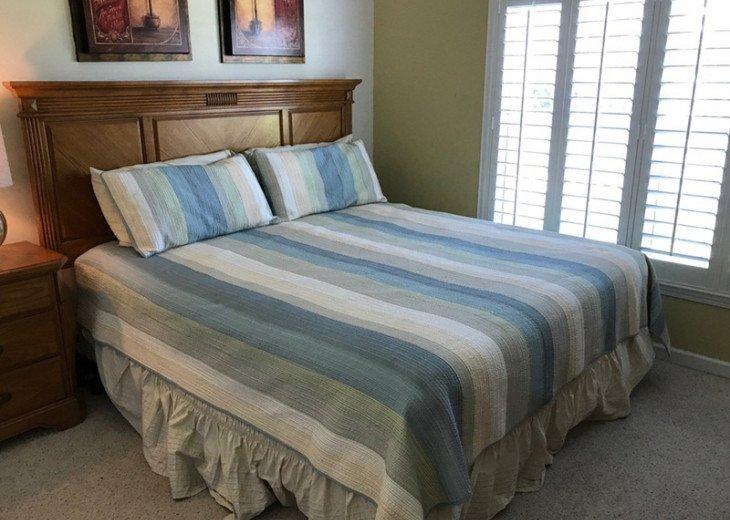 VILLAS 101, 3 BEDROOM/2 BATH, GROUND FLOOR, PET FRIENDLY #13
