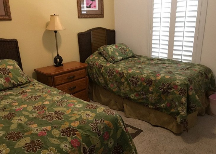 VILLAS 101, 3 BEDROOM/2 BATH, GROUND FLOOR, PET FRIENDLY #14