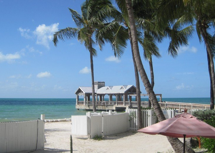 Key West Beach Front Rental! Beach Studio Ocean views #4