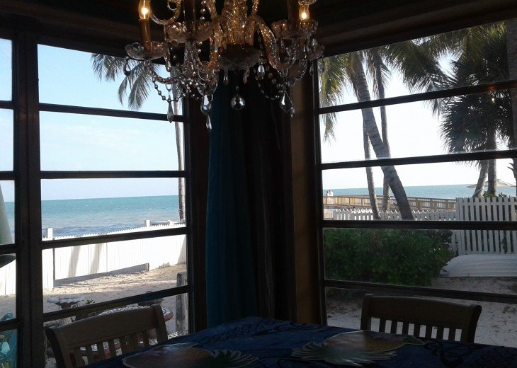 Key West Beach Front Rental! Beach Studio Ocean views #9
