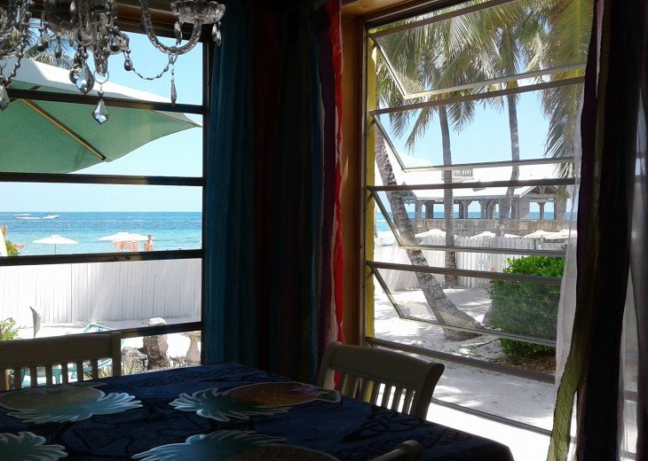 Key West Beach Front Rental! Beach Studio Ocean views #10