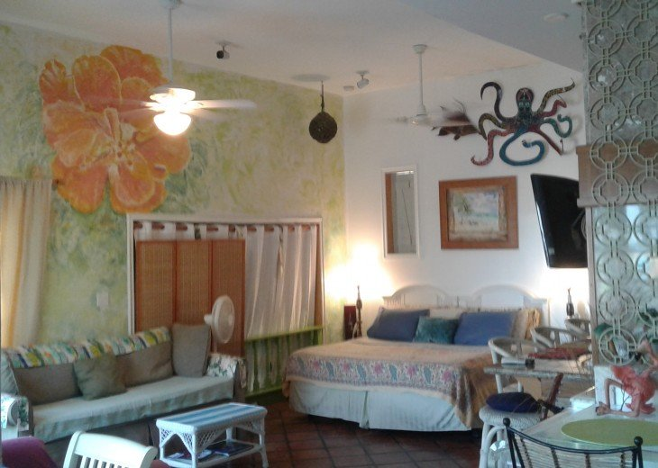 Key West Beach Front Rental! Beach Studio Ocean views #14