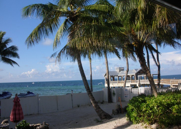 Key West Beach Front Rental! Beach Studio Ocean views #2