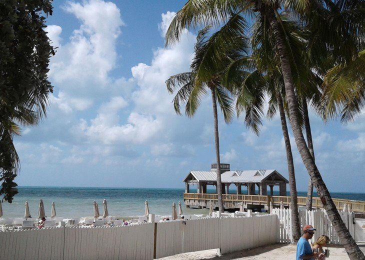 Key West Beach Front Rental! Beach Studio Ocean views #8