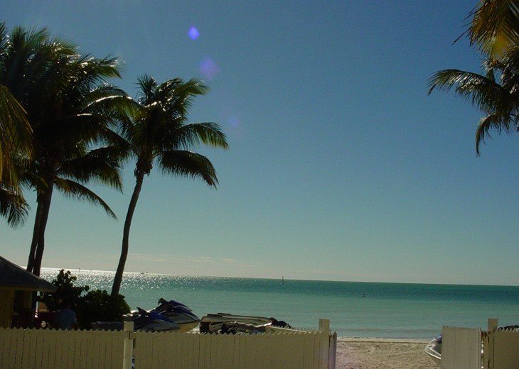 Key West Beach Front Rental! Beach Studio Ocean views #3