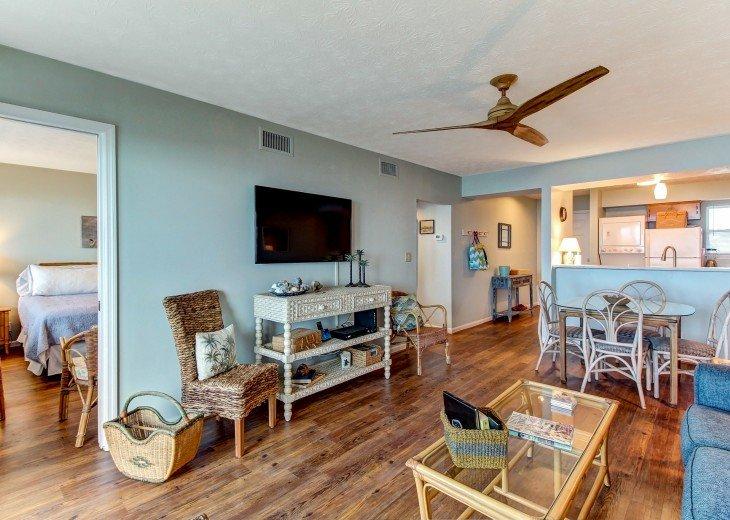 2 bedroom, 1 bath Oceanfront Condo #3