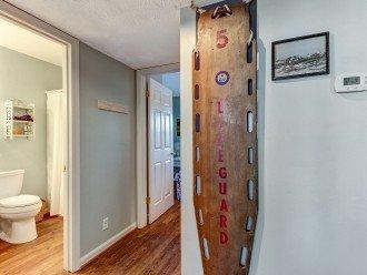 2 bedroom, 1 bath Oceanfront Condo #1