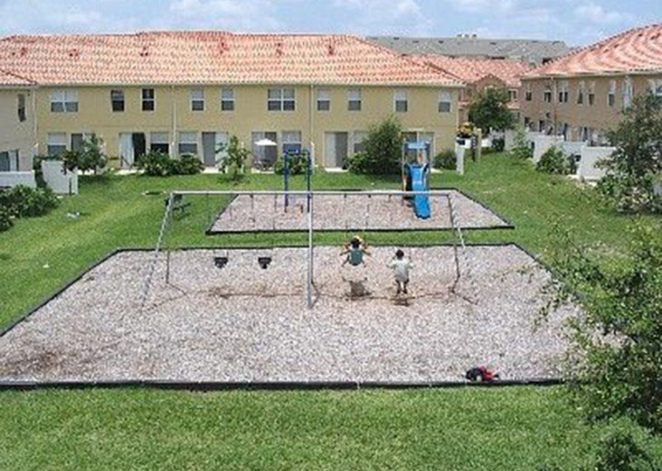Kids play ground