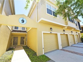1808 sqft 2 story townhome with garage