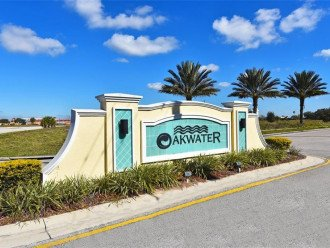 Oakwater Resort.