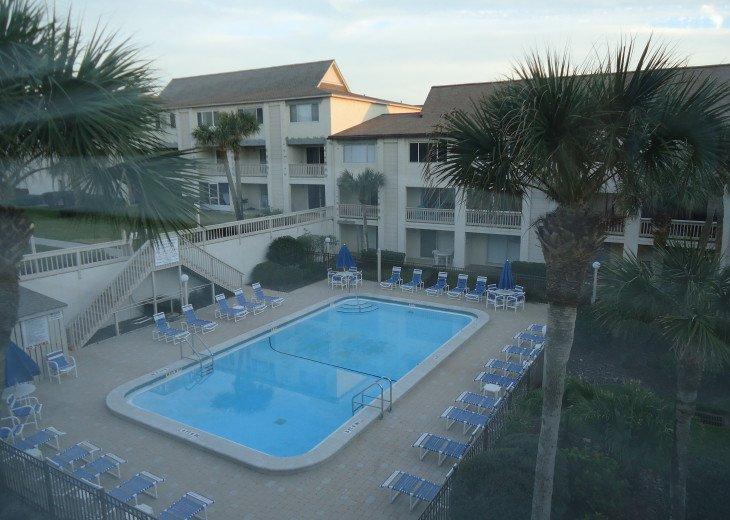 Four Winds Oceanfront Condominiums #11