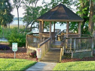 105 San Marcos Dr Park Lake condo Ground floor unit Two bath Two bedroom Parking #1