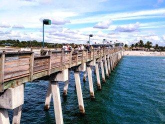 Venice Pier at Sharkys