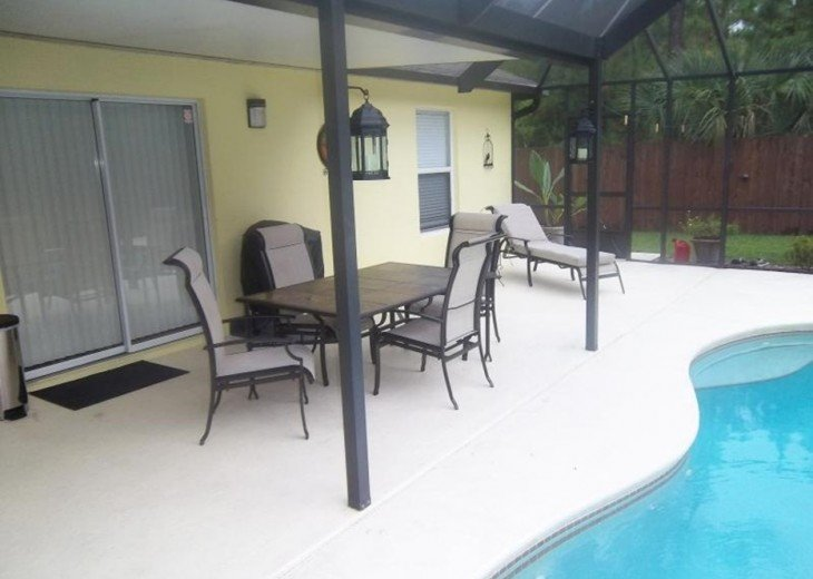 Nice Clean, 3 Bdrm Pool Home, Close to Beach #30