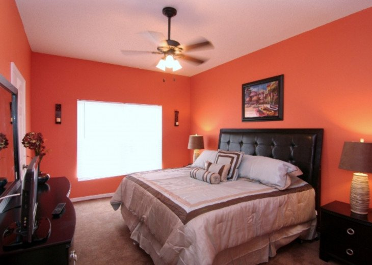Spacious 3 en-suites villa with private pool and SPA, WiFi, Game Room #7