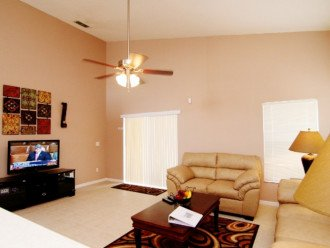 Spacious 3 en-suites villa with private pool and SPA, WiFi, Game Room #1