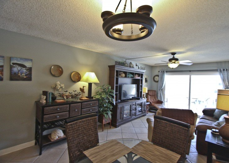 #304 Tranquility Suite 2BD/2BA Ocean View Condo, Point East Ocean Front Resort #12
