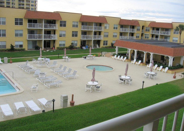 #304 Tranquility Suite 2BD/2BA Ocean View Condo, Point East Ocean Front Resort #8
