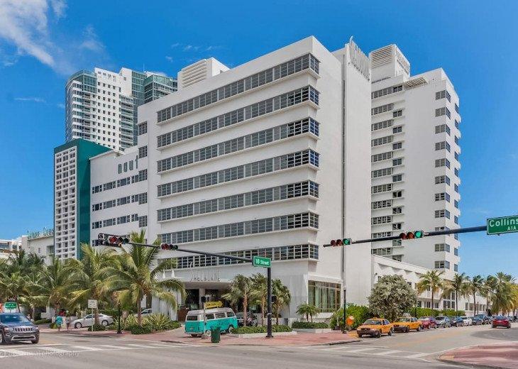Miami Beach Townhouse Pool Villas #43