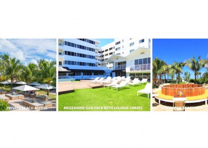 Miami Beach Townhouse Pool Villas #36
