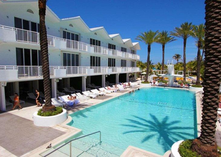 Miami Beach Townhouse Pool Villas #2