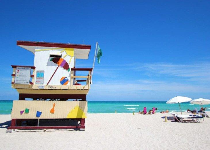 Miami Beach Townhouse Pool Villas #41