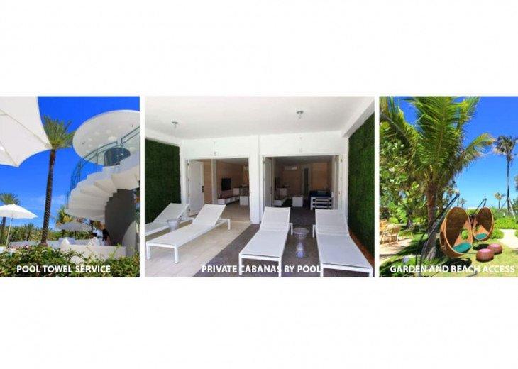 Miami Beach Townhouse Pool Villas #35