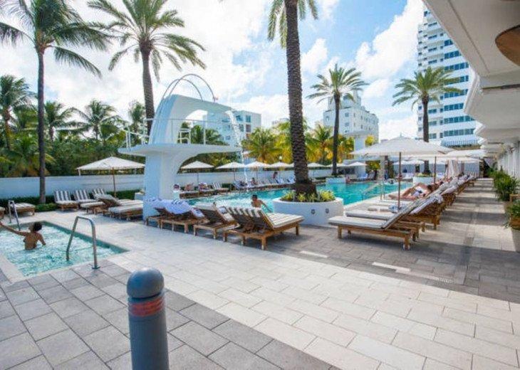 Miami Beach Townhouse Pool Villas #39