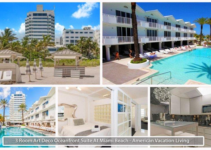 Miami Beach Townhouse Pool Villas #46