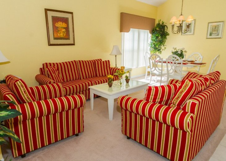 Stunning Villa Starlake | 6-Bedroom Pool Home with Lake View | Sleeps 12 #28