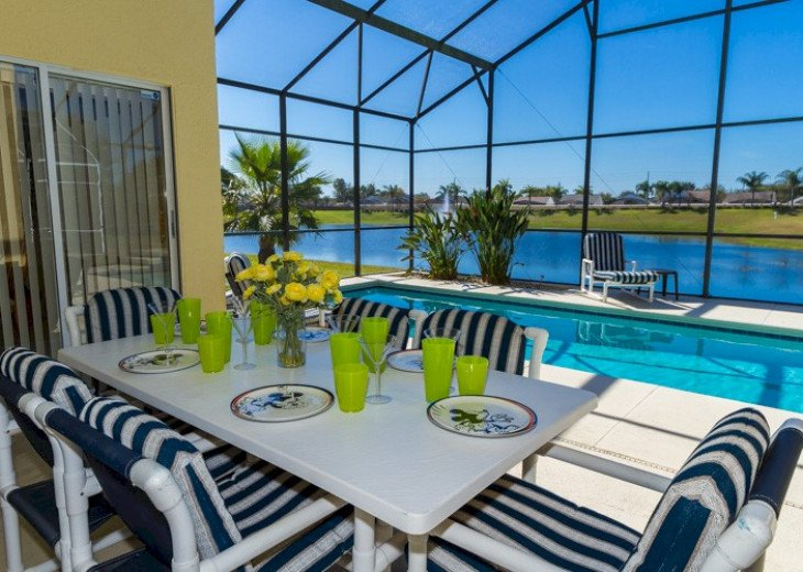 Stunning Villa Starlake | 6-Bedroom Pool Home with Lake View | Sleeps 12 #33