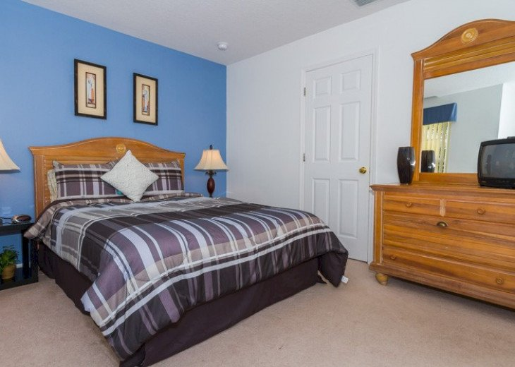 Stunning Villa Starlake | 6-Bedroom Pool Home with Lake View | Sleeps 12 #14