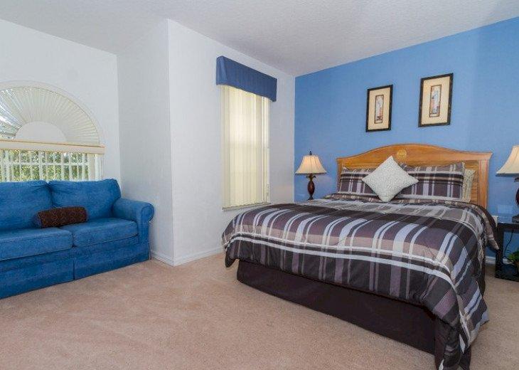Stunning Villa Starlake | 6-Bedroom Pool Home with Lake View | Sleeps 12 #12
