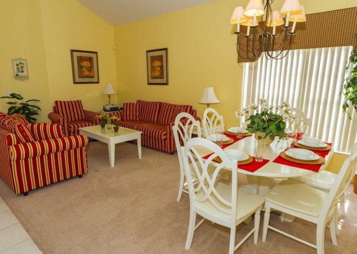 Stunning Villa Starlake | 6-Bedroom Pool Home with Lake View | Sleeps 12 #30