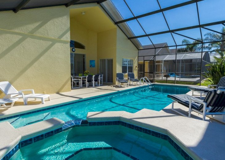 Stunning Villa Starlake | 6-Bedroom Pool Home with Lake View | Sleeps 12 #35