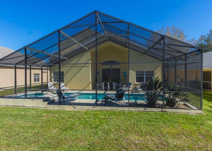 Stunning Villa Starlake | 6-Bedroom Pool Home with Lake View | Sleeps 12 #37