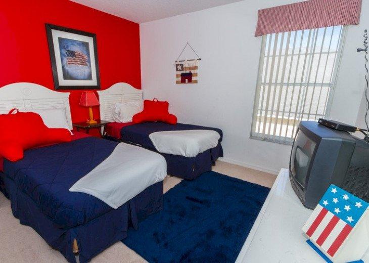 Stunning Villa Starlake | 6-Bedroom Pool Home with Lake View | Sleeps 12 #15