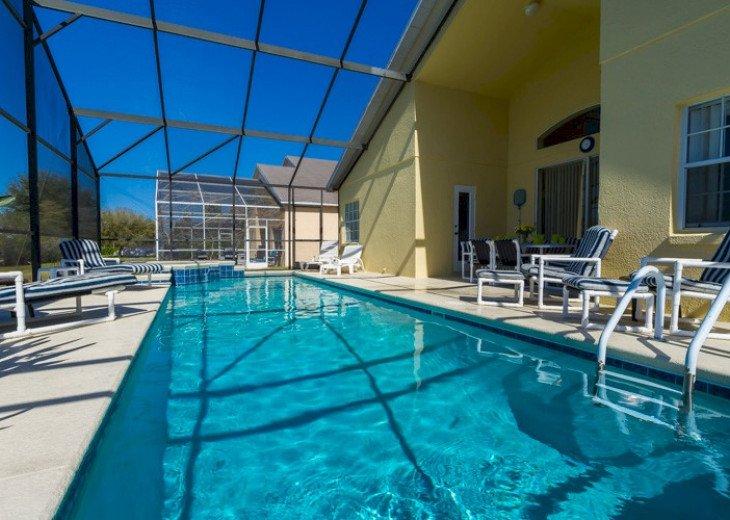 Stunning Villa Starlake | 6-Bedroom Pool Home with Lake View | Sleeps 12 #36